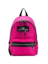 Marc Jacobs Medium Zipped Backpack Pink