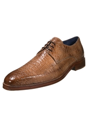 Melvin And Hamilton Lewis Laceups Desert Light Brown