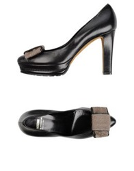 Moschino Cheap And Chic Moschino Cheapandchic Pumps Black
