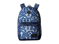 Burton Kettle Pack Delftone Print Day Pack Bags Blue