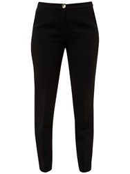 Ted Baker Textured Skinny Trousers Black