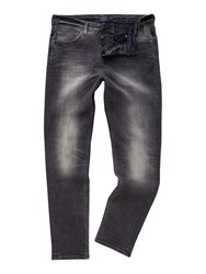 Criminal Slater Slim Fit Dark Grey Jeans Dark Grey