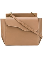 Atp Atelier Aulla Cross Body Bag Neutrals