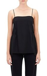 Helmut Lang Silk Crepe Camisole Colorless