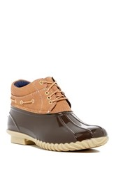 Tommy Hilfiger Harley Boot Brown