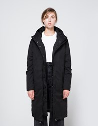 Just Female Steal Coat In Black