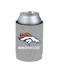 Kolder Denver Broncos Glitter Can Insulator Team Color