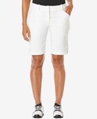 Callaway Opti Stretch Golf Shorts White