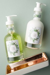 Mistral Hand Soap Lotion Caddy Lime