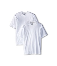 Jockey Staycool Crew Neck T Shirt 2 Pack White Men's Underwear