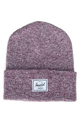 Herschel Women's Supply Co. Elmer Knit Beanie Red Heather Red
