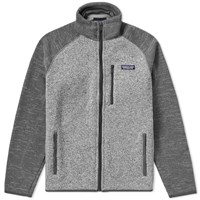 Patagonia Better Sweater Jacket Grey