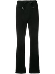 Alyx Straight Leg Trousers Black