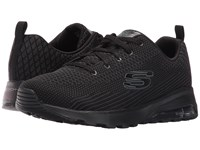 Skechers Skech Air Extreme Awaken Black Women's Shoes