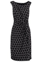More And More Shift Dress Black