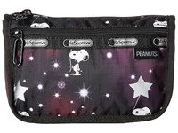 Le Sport Sac Travel Cosmetic Snoopy In The Stars Cosmetic Case Multi