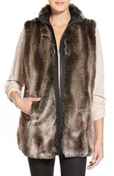Women's Parkhurst Reversible Faux Fur Vest