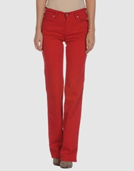 Cimarron Casual Pants Red