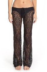 Women's Becca 'Amore' Lace Swim Cover Up Pants