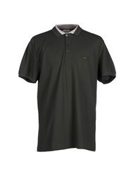 Christian Dior Dior Homme Polo Shirts Military Green