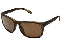 Von Zipper Lomax Polar Tortoise Gloss Wild Bronze Polar Fashion Sunglasses Brown
