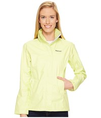 Marmot Precip Jacket Sunny Lime Women's Jacket Green