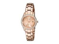Citizen Fe1123 51Q Silhouette Crystal Pink Gold Tone Stainless Steel Watches