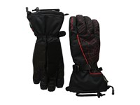 Spyder Overweb Gore Tex Ski Glove Black Volcano Over Mits Gloves