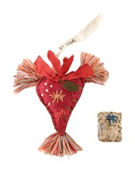 Forte Forte Jewellery Brooches Brick Red
