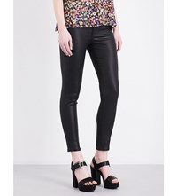 The Kooples Skinny Tapered Stretch Jeans Bla01