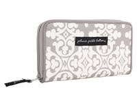 Petunia Pickle Bottom Glazed Wanderlust Wallet Breakfast In Berkshire Clutch Handbags Bone
