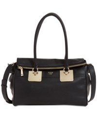 Guess Luma Dream Large Satchel Black