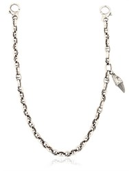 John Richmond Amulet Pendant Pocket Chain