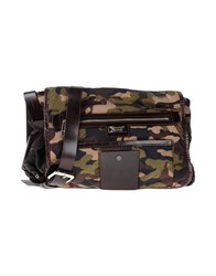 Dsquared2 Handbags Military Green