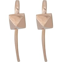 Wendy Nichol Women's Small Pyramid Hook Earrings No Color
