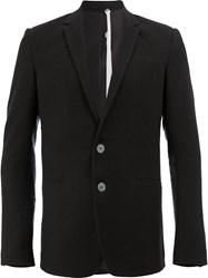 Label Under Construction Classic Blazer Black