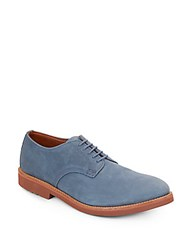 Walk Over George Nubuck Oxfords Navy