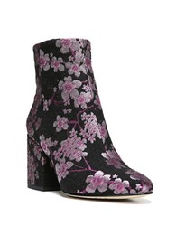 Sam Edelman Taye Floral Patterned Booties Pink