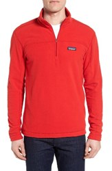 Patagonia Men's Fleece Pullover Red