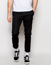 Dickies 872 Work Pant Chino In Slim Fit Black