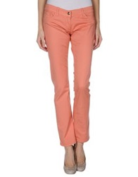 Betty Blue Casual Pants Salmon Pink