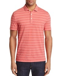 Michael Kors Striped Regular Fit Polo Shirt 100 Bloomingdale's Exclusive Nantucket Red
