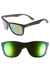 Men's Revo 'Otis' 57Mm Polarized Sunglasses Brown Green Water