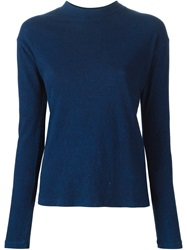 Simon Miller Turtle Neck Sweater Blue