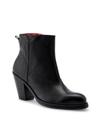 Liebeskind Leather Ankle Boots Black