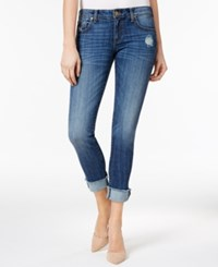 Kut From The Kloth Amy Doubtless Wash Straight Leg Jeans