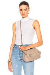 Atm Anthony Thomas Melillo Sleeveless Mock Neck Top In White