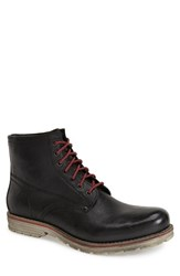 Men's Kenneth Cole Reaction 'Nor Th Bound' Plain Toe Boot Grey Leather