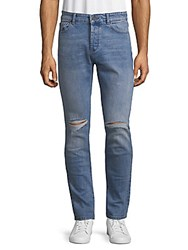 Dl1961 Distressed Relaxed Fit Jeans Divide