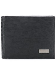 Salvatore Ferragamo Bifold Wallet Black